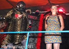 Swanky Pants: Yorkshire Rock and Bike Show 2011