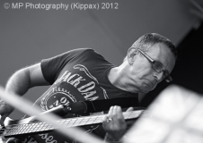 Matt Black Band: Yorkshire Rock & Bike Show 2012