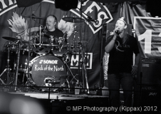 Broken Angel: Yorkshire Rock & Bike Show 2012