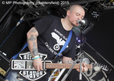 Band of Gypsies: Yorkshire Rock & Bike Show 2015