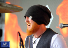 Rory Holl and The Men:Yorkshire Rock & Bike Show 2017