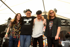 Rory Holl and the Men: Yorkshire Rock & Bike Show 2019