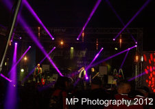 Back Street Heroes Tent: Framyard Party 2012