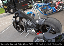Yorkshire Rock & Bike Show 2008