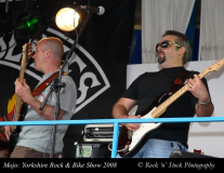 Mojo: Yorkshire Rock & Bike Show 2008