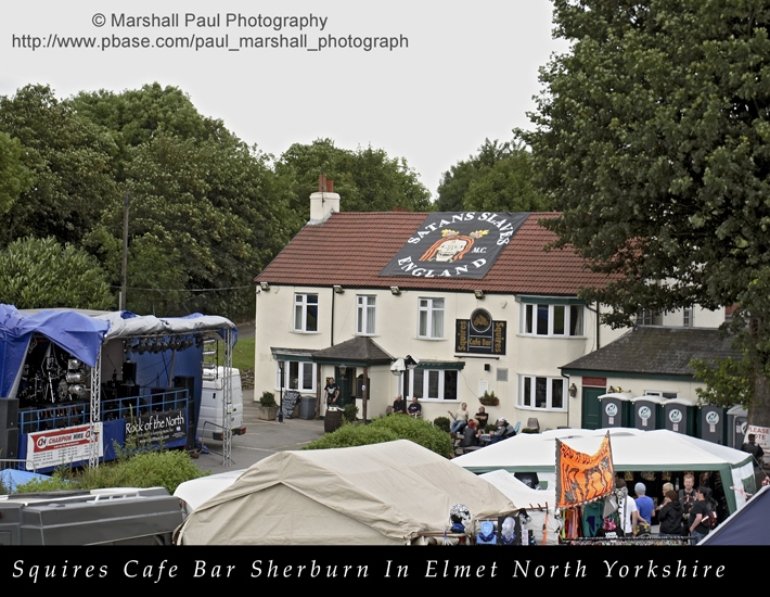 Squires Cafe Bar Sherburn in Elmet North Yorkshire
