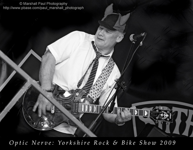 Optic Nerve - Yorkshire Rock & Bike Show 2009
