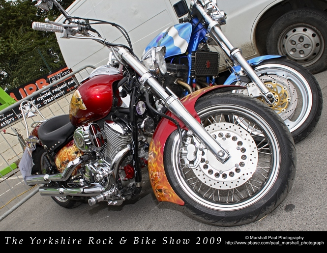 Yorkshire Rock & Bike Show 2009