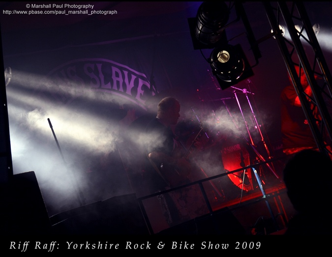 Resurgence-Yorkshire Rock & Bike Show 2009