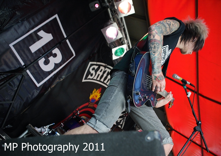 Cor Amor: Yorkshire Rock and Bike Show 2011