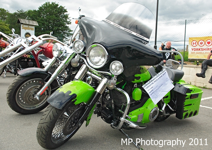 Yorkshire Rock & Bike Show 2011