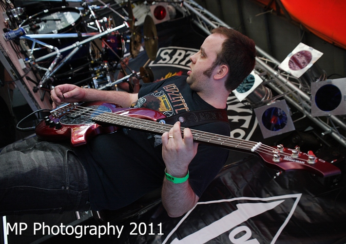 Sharp Sand: Yorkshire Rock & Bike Show 2011