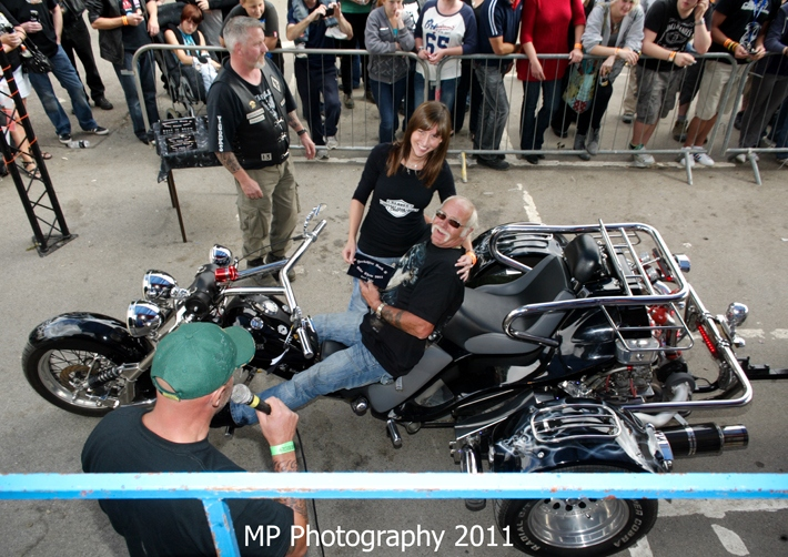 Best Trike Yorkshire Rock & Bike Show 2011