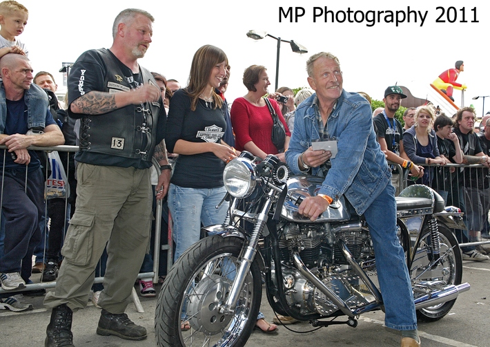 Best Engineering Yorkshire Rock & Bike Show 2011