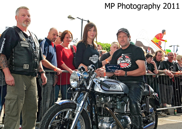 Best Classic Yorkshire Rock & Bike Show 2011