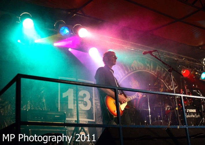 The Dookies: Yorkshire Rock and Bike Show 2011
