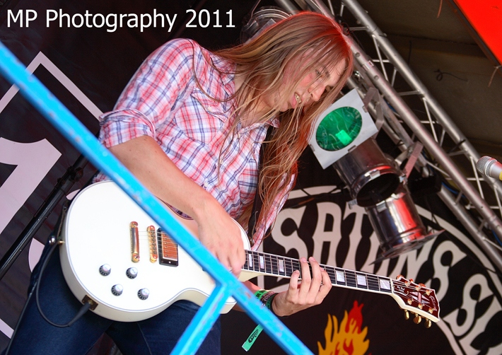 Black Water: Yorkshire Rock and Bike Show 2011