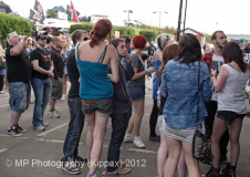 Riddle me this: Yorkshire Rock & Bike Show 2012