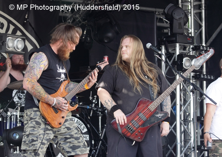 Leatherneck: Yorkshire Rock & Bike Show 2015
