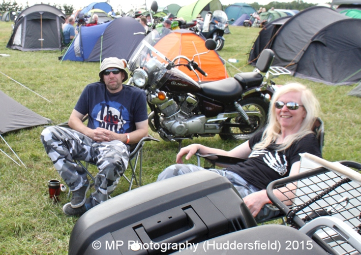 Yorkshire Rock & Bike Show 2015