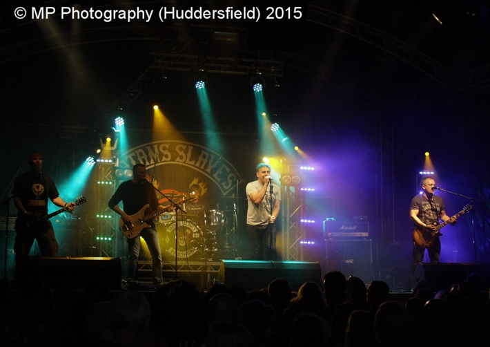 Gunlaw: Yorkshire Rock & Bike Show 2015