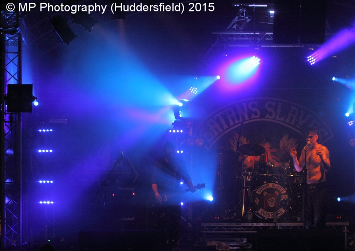 MöRDERSTEIN: Yorkshire Rock & Bike Show 2015