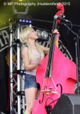 Mad Jack & The Hatters: Yorkshire Rock & Bike Show 2015