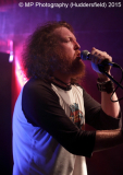 Rory Holl & The Men: Yorkshire Rock & Bike Show 2015