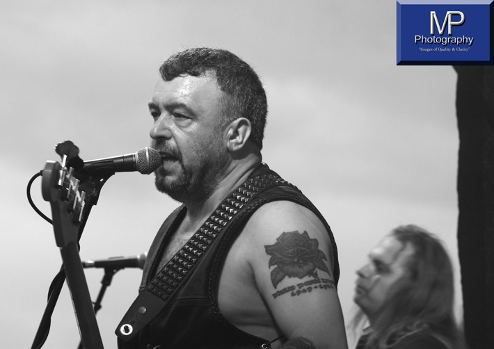 Black Rose: Yorkshire Rock & Bike Show 2017