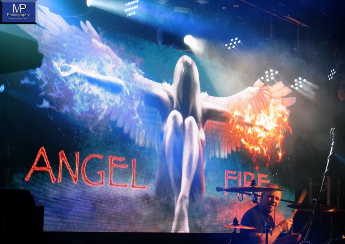 Angel Fire:Yorkshire Rock & Bike Show 2017