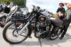Custom Bike Show: Yorkshire Rock & Bike Show 2017