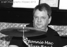 Bonnie Mac Blues Band: hebdon Bridge Blues Festival