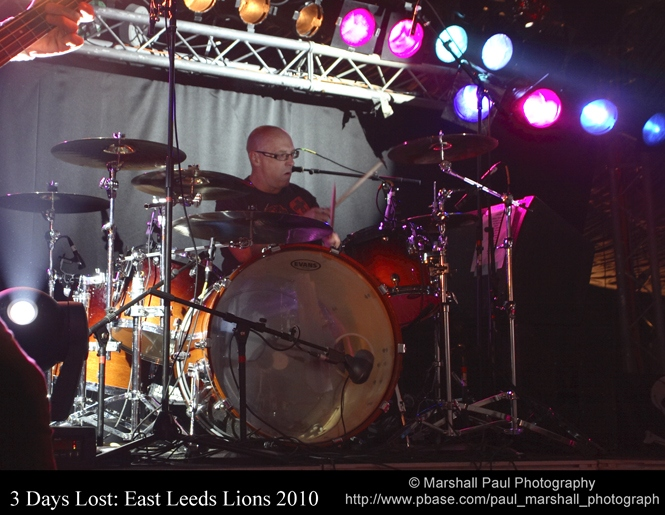 3 Days Lost: East Leeds Lions 2010
