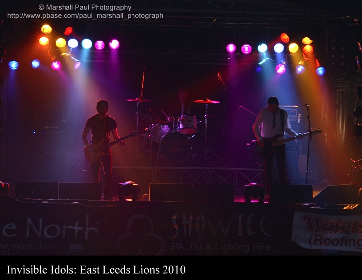 Invisible Idols: East Leeds Lions 2010