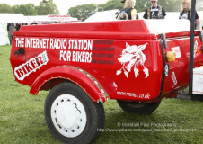 Custom Trike trailer : East Leeds Lions 2011