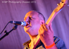 The Nicol Band: Blues Bar Tent The Farmyard Party 2013