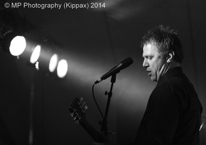 Steve Fulsham Band: Farmyard Party 2014