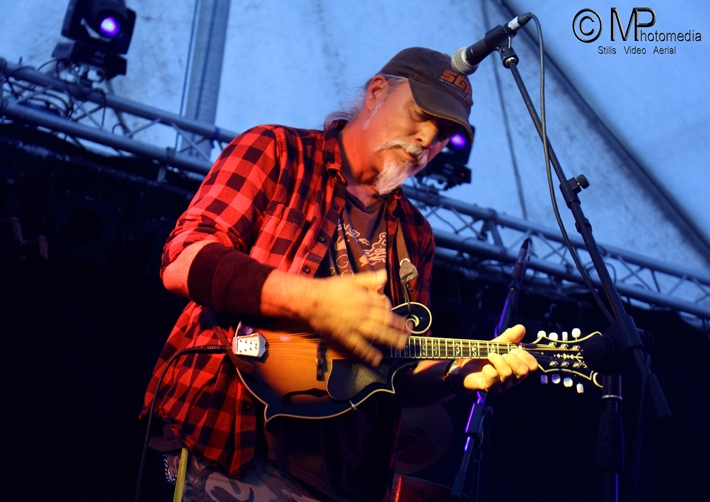 Stevie Simpson: Blues Tent Farmyard Party 2018