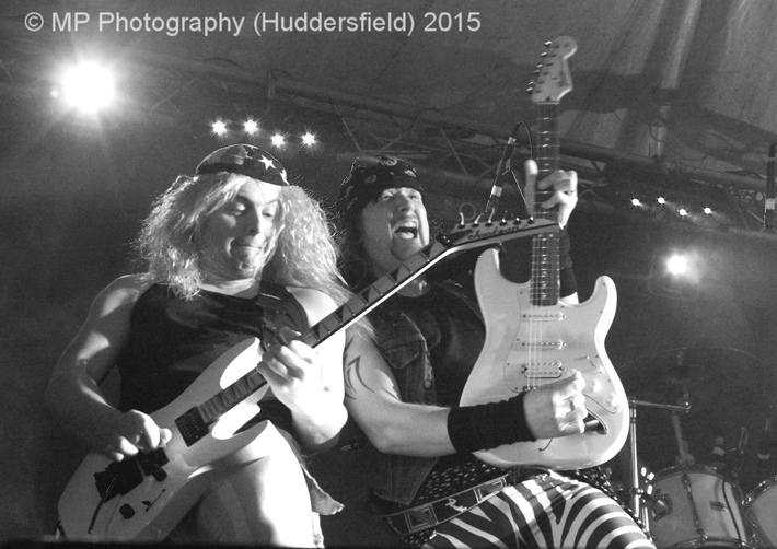 Rock Of Ages: Into The Valley 2015