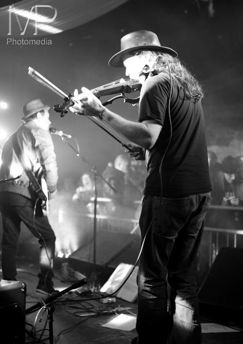 The Spirit Levellers: Into the Valley 2019